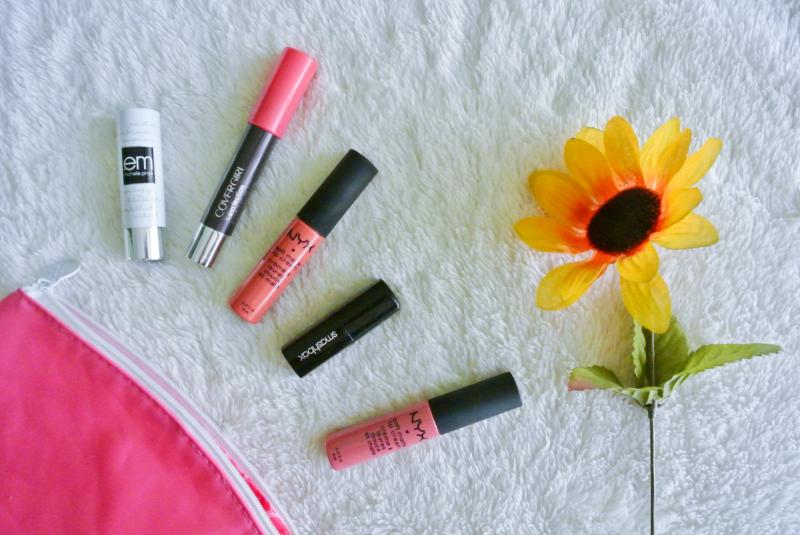 5 Favorites: Summer 2015 Lip Colors