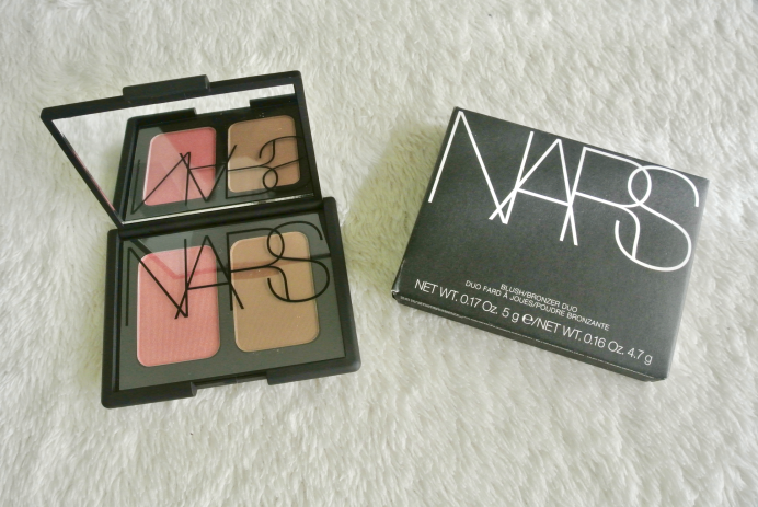 Summer 2015 Sephora Haul // NARS Blush/Bronzer Duo