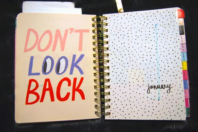 January 2017 Plan With Me