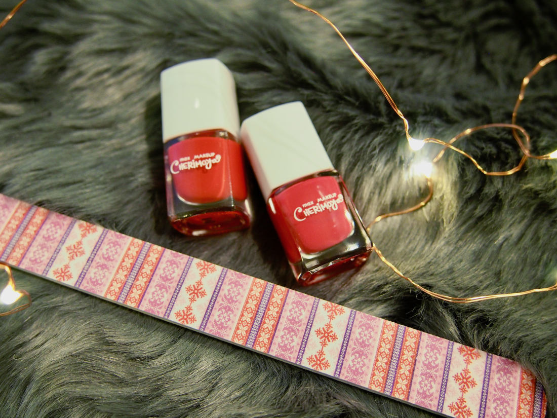 AVec Valerie's New Year, New Giveaway // nail polish & filer