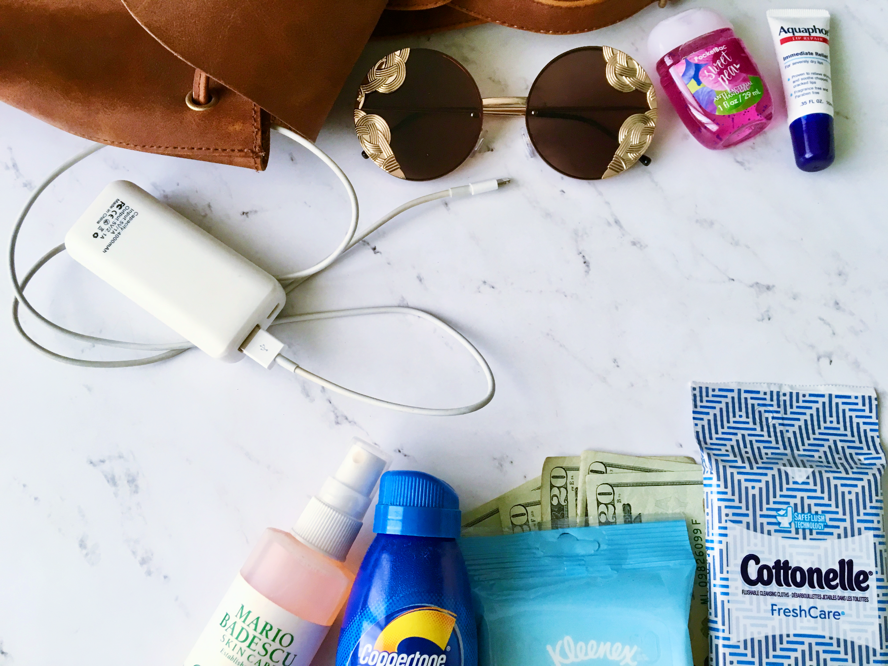 What's in My Bag -- Coachella Essentials Edition