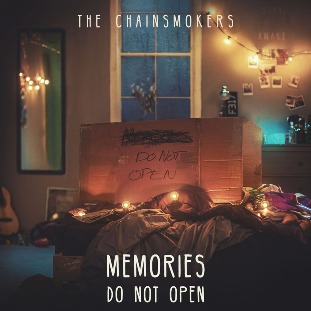 April 2017 Favorites // The Chainsmokers - Memories… Do Not Open