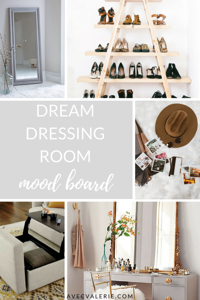 Dream Dressing Room | Mood Board