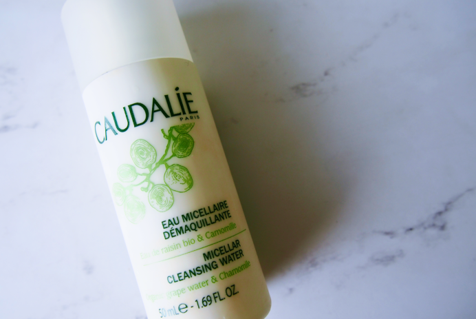 May 2017 Favorites | Caudalie Micellar Cleansing Water