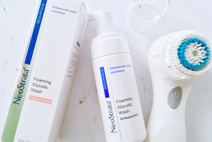 NeoStrata Foaming Glycolic Wash | Product Review