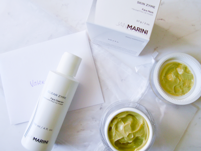 Jan Marini Clean Zyme Cleanser & Skin Zyme Mask | Product Review