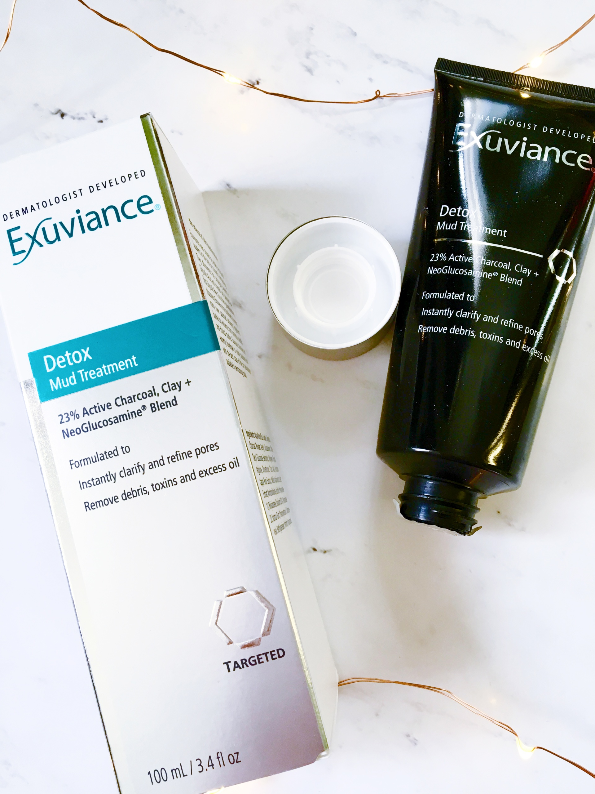 Exuviance Detox Mud Treatment | Product Review
