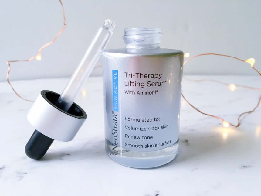 NeoStrata SKIN ACTIVE Tri-Therapy Lifting Serum | Product Review
