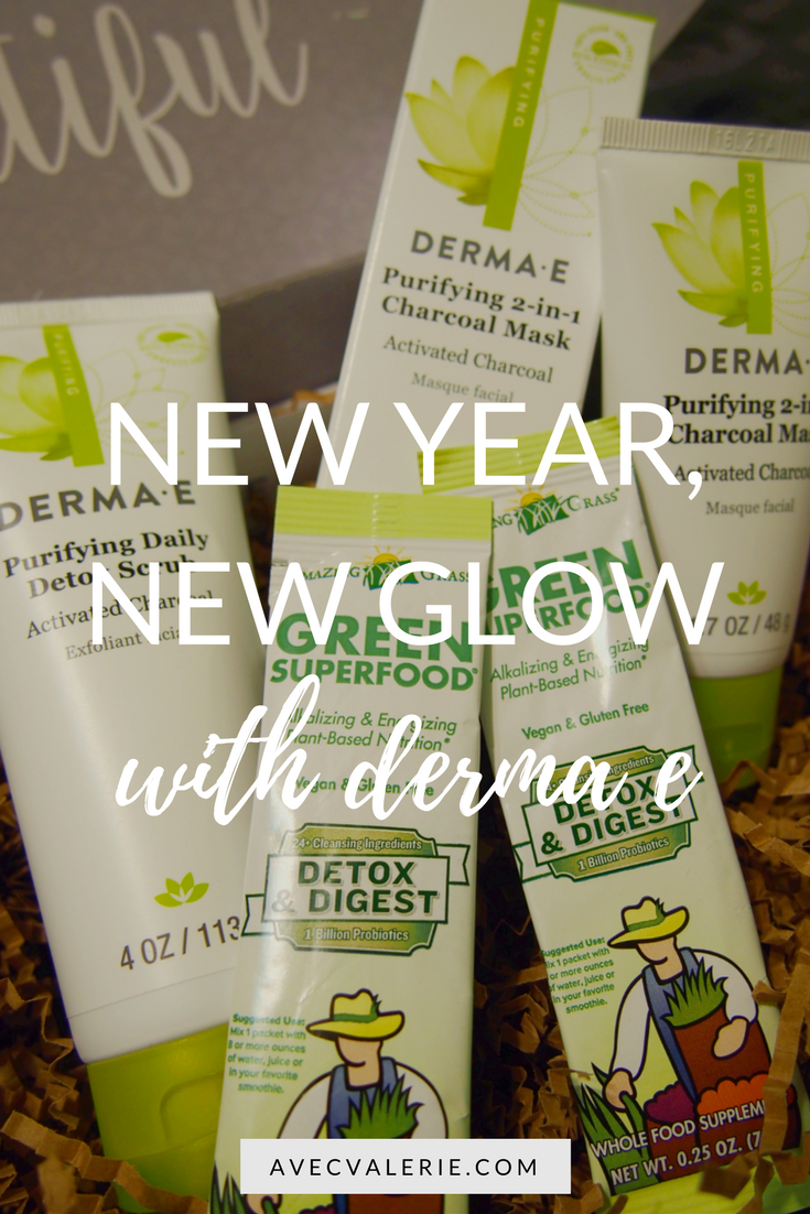 New Year, New Glow with Derma E