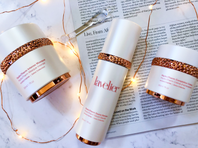 Fall Skincare Routine with the Lavelier HydroTherm Collection