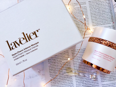 Fall Skin Care Routine with Lavelier